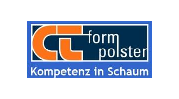 CT Formpolster GmbH Logo